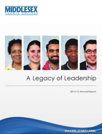A Legacy of Leadership: 2014-15